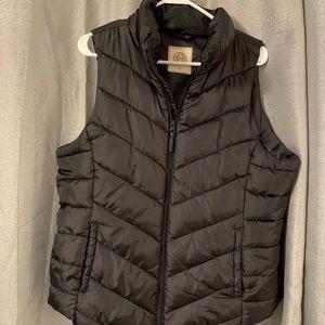 SO puffer vest